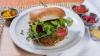 Diners Vegetarian Burger